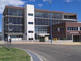 Fachada - Edificio en venta en calle Juan Caramuel, Norte en Leganés - 322563699