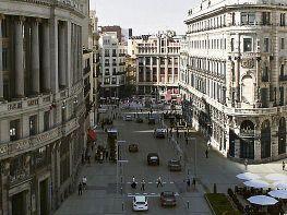 Fachada - Edificio en venta en calle Cedaceros, Cortes-Huertas en Madrid - 372719430