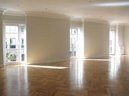 Salón - Piso en venta en calle Claudio Coello, Recoletos en Madrid - 381552480