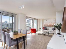 Petit appartement de vente à calle De Llull, Diagonal Mar à Barcelona - 406813822
