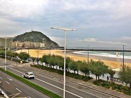 Vistas - Piso en alquiler de temporada en paseo Colón, Gros en San Sebastián-Donostia - 332696808