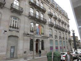 Foto del inmueble - Oficina en alquiler en calle Doctor Cadaval, Santiago de Vigo en Vigo - 374261278