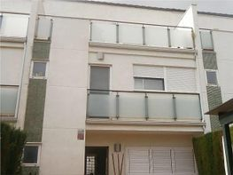 Fachada - Casa adosada en venta en calle Arboleda, Mas Camarena en Bétera - 300541748