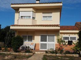 Fachada - Chalet en venta en calle Alcalatén, Alfinach en Puçol - 300542982