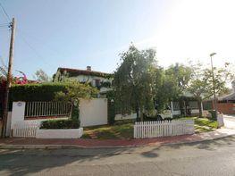 Fachada - Villa en venta en calle Balcón, El Candado-El Palo en Málaga - 295382164