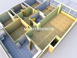 Plano - Piso en venta en calle Regueiro, Praza Independencia en Vigo - 321853136