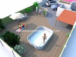 Plano - Casa en venta en calle Alcabreatlántida, Bouzas-Coia en Vigo - 327648803