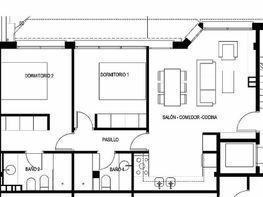 Appartamento en vendita en calle Londres, Madrid - 423904982