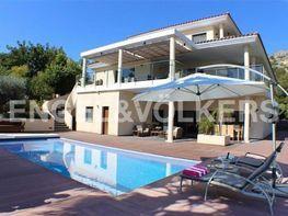 Haus in verkauf in calle Les Revoltes, Altea - 358169821