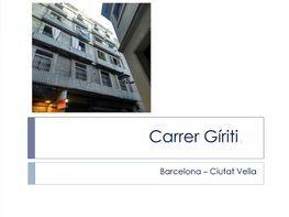 Edificio en vendita en calle Giriti, Born-Santa Caterina-Sant Pere-La Ribera en Barcelona - 339448582