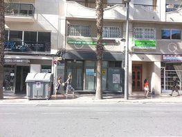 Local comercial en alquiler en calle Ancha de Castelar, San Vicente del Raspeig/Sant Vicent del Raspeig - 356767519