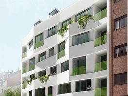 Petit appartement de vente à calle Marcelino Suarez, Vallobin-La Florida-Las Campas à Oviedo - 359190117