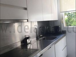 Cocina - Piso en venta en calle Avenida Algortako Etorbidea, Algorta en Getxo - 338138599