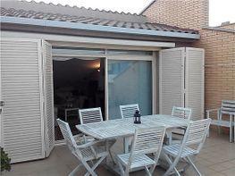 Gran terraza - Ático en venta en calle Saragossa, Progrés-Pep Ventura en Badalona - 323492037