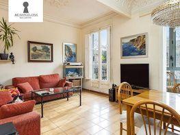 Wohnung in verkauf in calle L\Antiga Esquerra de L\Eixample, Eixample esquerra in Barcelona - 336593772