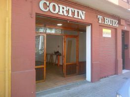 Locale commerciale en affitto en calle Blasco Ibañez, Burjassot - 420371361