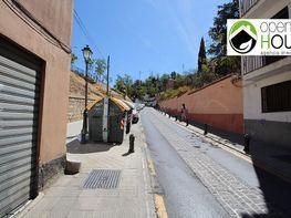 Piso en venta en calle De San Antonio, Albaicin en Granada