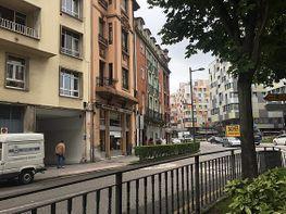 Parkplatz in verkauf in calle Arquitecto Reguera, Parque San Francisco - Plaza de América in Oviedo - 329187212
