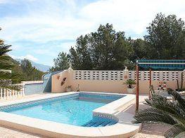 Chalet for sale in Nucia (la) - 332311677