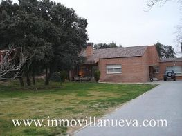 Casa en venta en Villanueva de la Cañada - 329562117