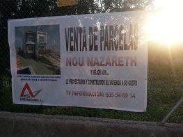 Solar en venda calle Elda, San Juan de Alicante/Sant Joan d´Alacant - 362528638