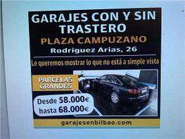 Parkplatz in verkauf in calle Rodriguez Arias, Indautxu in Bilbao - 330473310