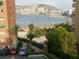 Piso en venta en Cabo de las Huertas en Alicante/Alacant - 330459283