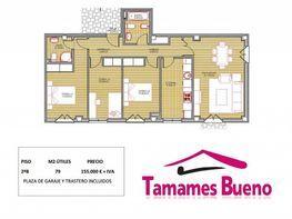 Pis en venda calle Del Licenciado Vidriera, Salamanca - 358880918