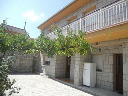 Casa adosada en alquiler en Berrueco (El)