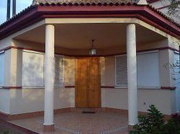 Porche de entrada a la vivienda - Casa pareada en venta en Isla Cristina - 331627136