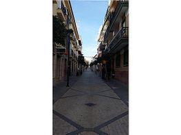 Vista general de la calle en la que se encuentra el piso - Piso en venta en Lepe - 331627226