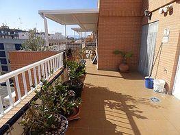 Terraza - Ático en venta en calle Isla Amboto, Puerto de Sagunto - 332686461