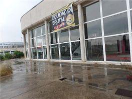 Fachada frontal - Nave industrial en venta en calle Tejerias, Calahorra - 333649350