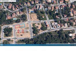 Terrain de vente à calle Mas Trempat, Sant Feliu de Guíxols - 333264671
