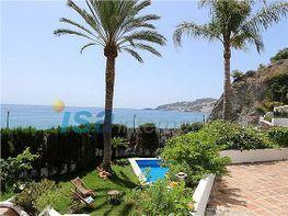 Freistehendes haus in verkauf in paseo Cotobro Villa Primera Linea de Playa, Almuñécar - 333663695
