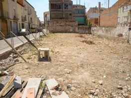Terreny en venda carrer Nord, Tàrrega - 339409616