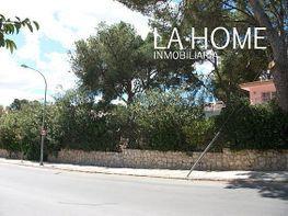 Land for sale in La Cañada in Paterna - 345759454