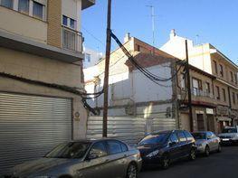 Terreno en venta en calle Miguel Artigas, Oliver en Zaragoza - 348550135