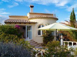 Villa en venta en Benitachell/Poble Nou de Benitatxell (el) - 335021302