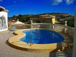 Villa en venta en Benitachell/Poble Nou de Benitatxell (el) - 335028286
