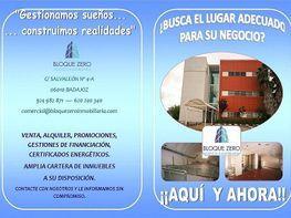 Fabrikationshalle in miete in urbanización Ctra de Cáceres, Badajoz - 335914106