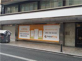 Local en alquiler en calle Pascual y Genis, Sant Francesc en Valencia - 352782895