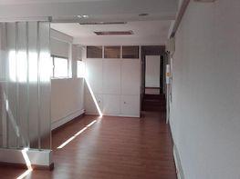 Imágen 1 - Oficina en alquiler en calle Avenida del Mediterráneo, Niño Jesús en Madrid - 414792765