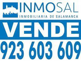Wohnung in verkauf in calle De la Estación, Garrido-Norte in Salamanca - 369821641