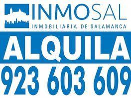 Pis en lloguer calle Del Oeste, Carmelitas Oeste a Salamanca - 369821665
