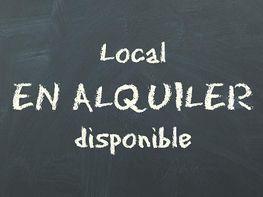 Local comercial en lloguer carrer De Lacy, Sabadell - 352662100