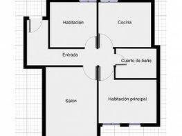 Piso en alquiler en calle Palacio Valdes, Centro en Gijón