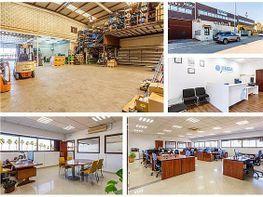 Fabrikationshalle in verkauf in calle Espartinas, Bollullos de la Mitación - 377050500