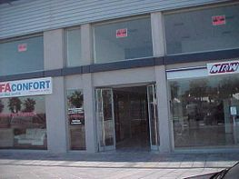 Lokal in miete in calle Espartinas, Bollullos de la Mitación - 377050611