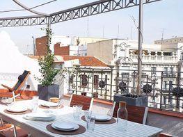 Ático en alquiler en calle Sagasta, Justicia-Chueca en Madrid - 401090959